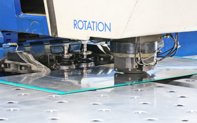 Sheet metal punching – more than just making a hole