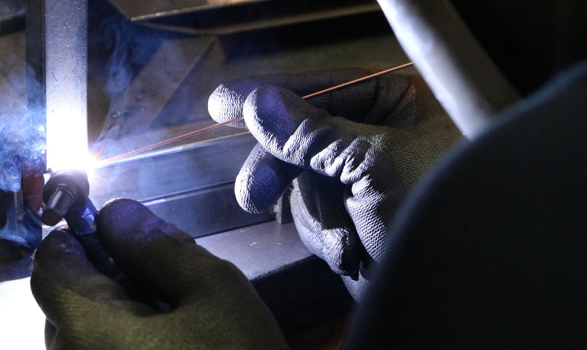 sheet metal welding - Alroys Sheet Metal