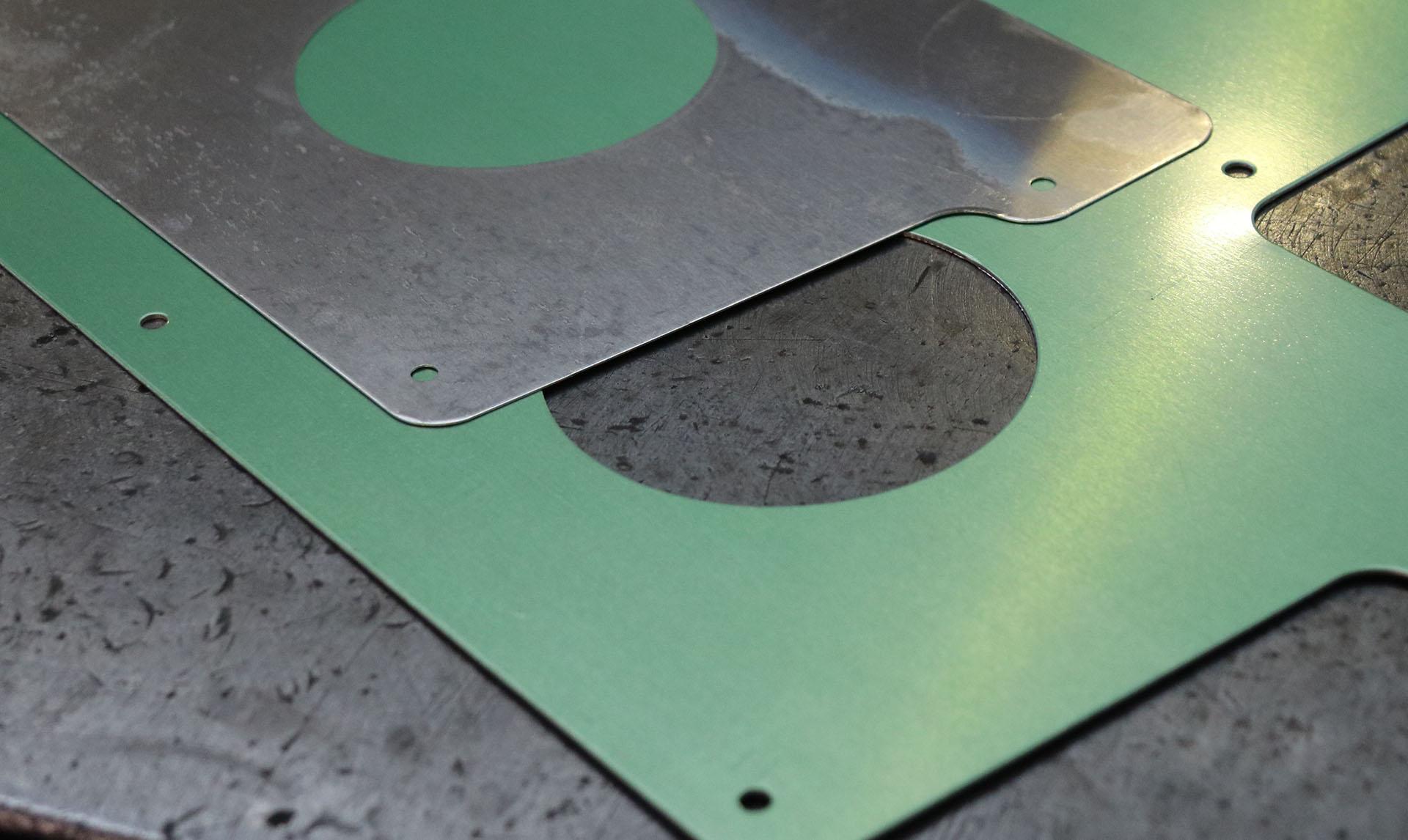 CNC Punching 4 - Alroys Sheet Metal
