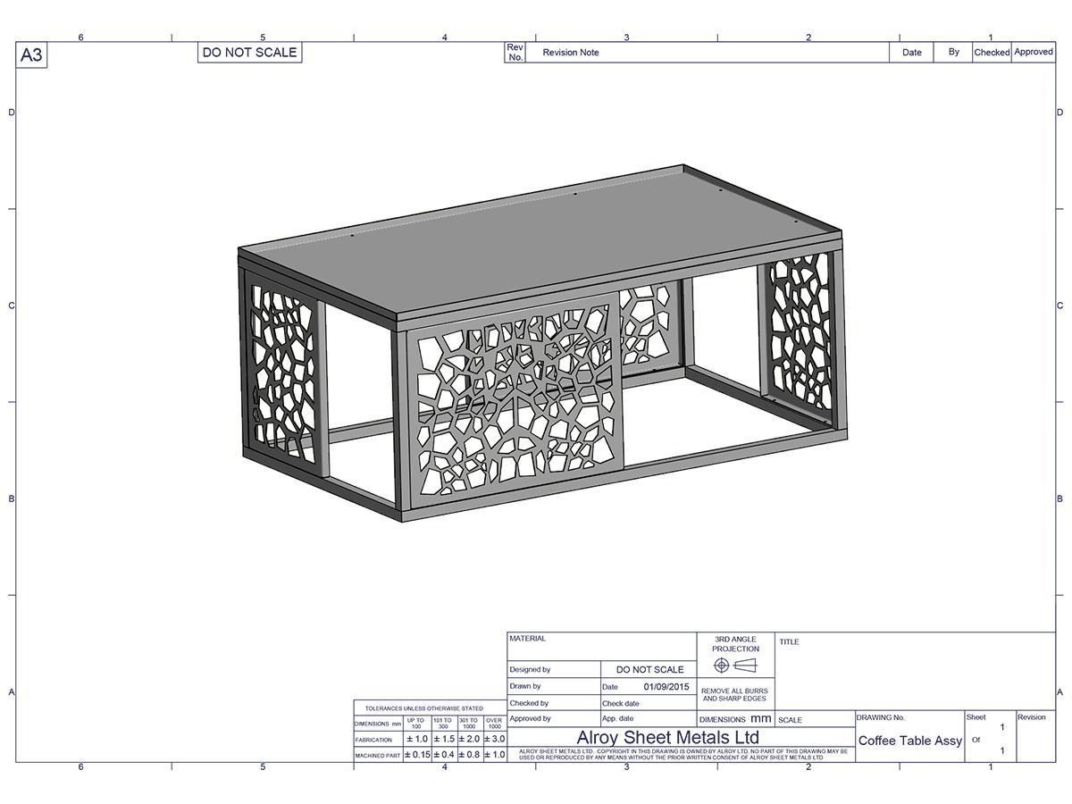 sheet metal 2 - Alroys Sheet Metal