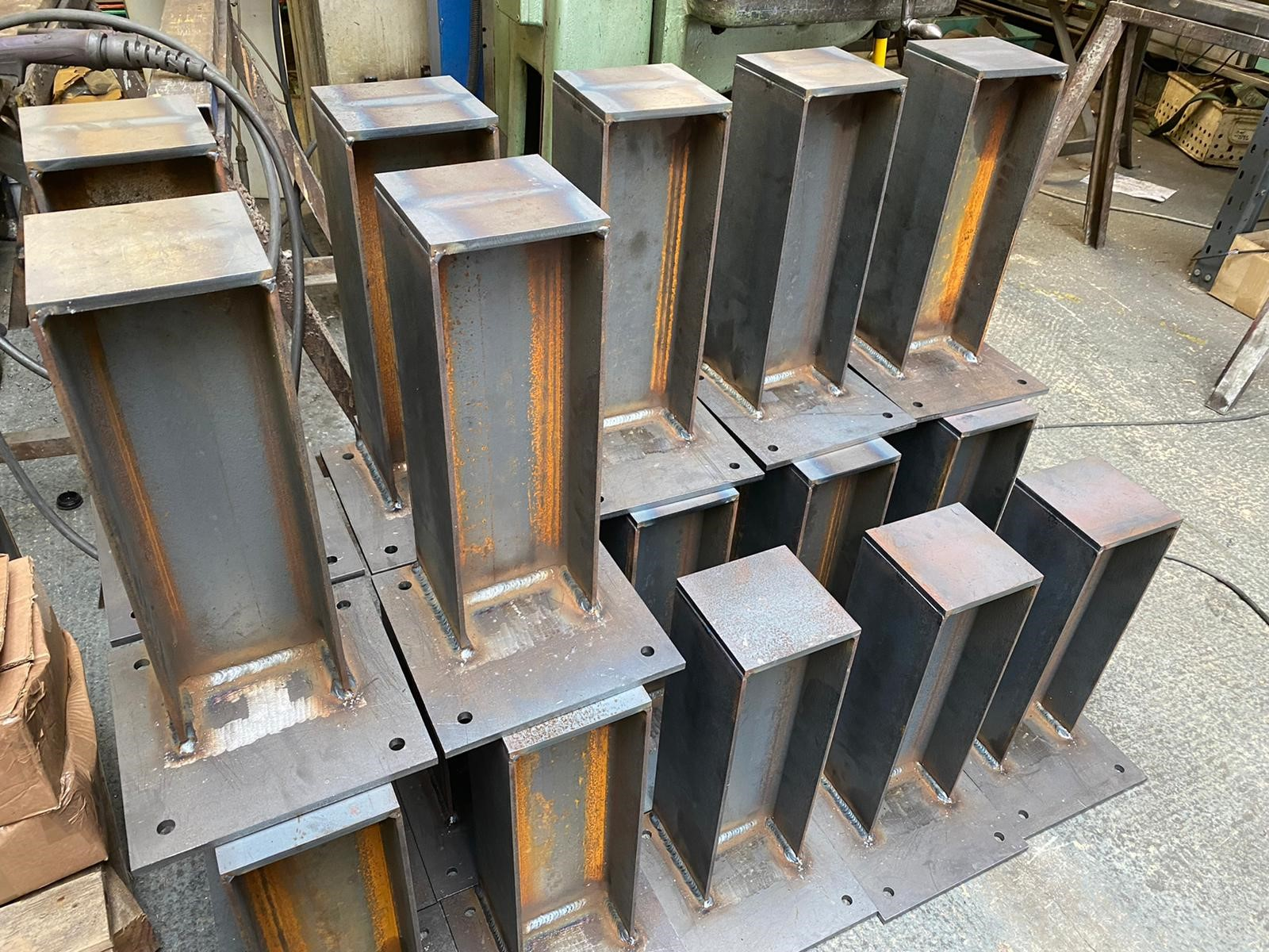 accredited fabricators - alroys