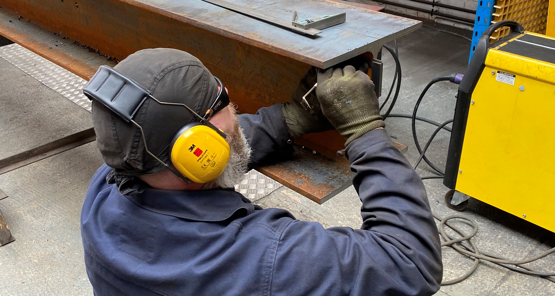 What's involved in welding inspections for EN 1090? 2 - Alroys